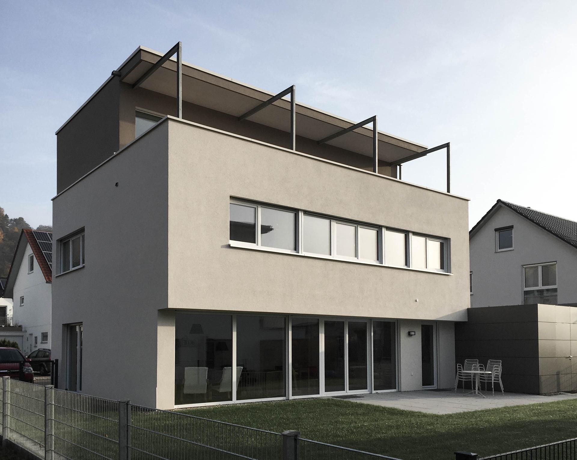 Einfamilienhaus in Kirchheim-Ötlingen