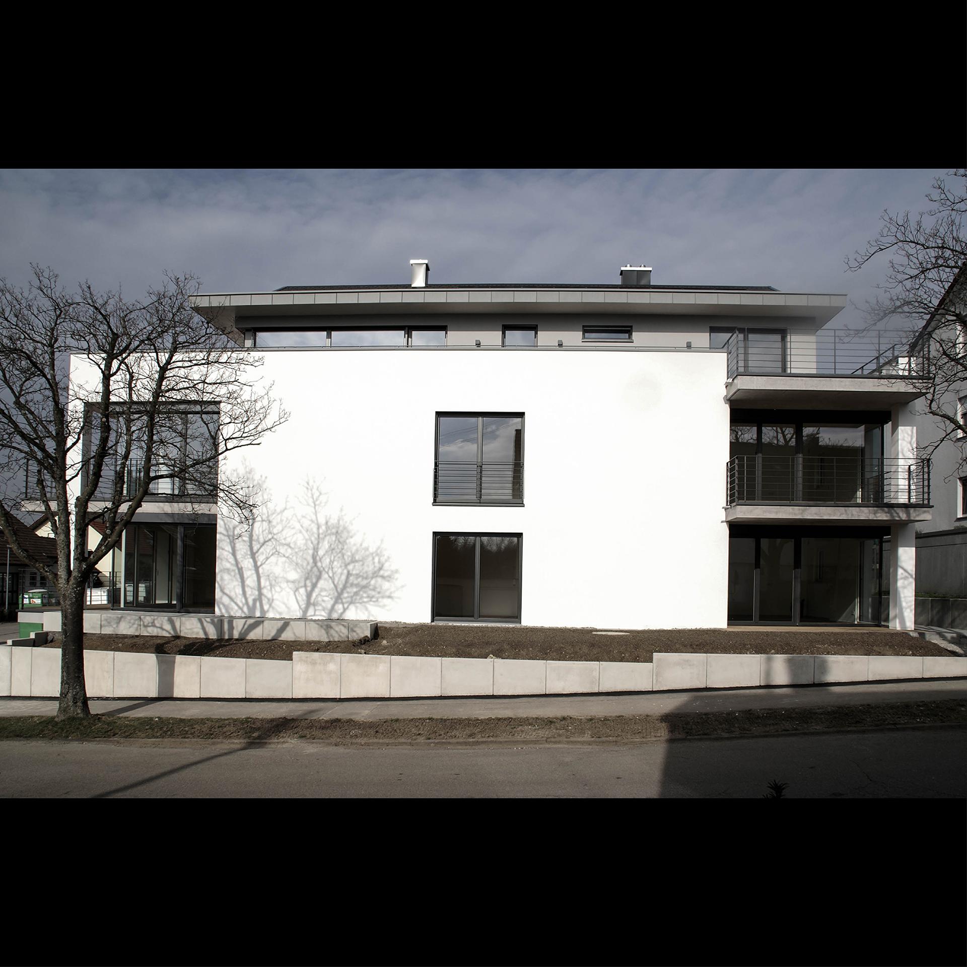Mehrfamilienhaus in Kirchheim